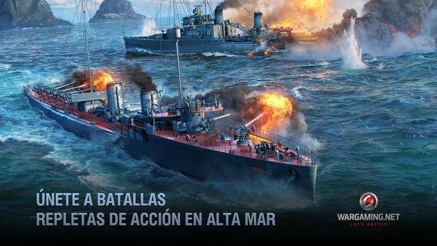World of Warships Blitz Poster