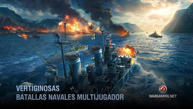 World of Warships Blitz captura de pantalla 12