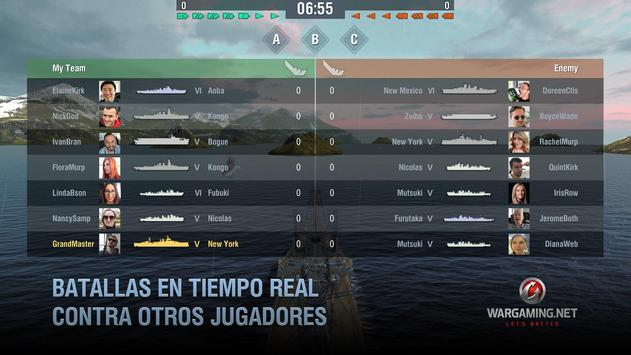 World of Warships Blitz captura de pantalla 3
