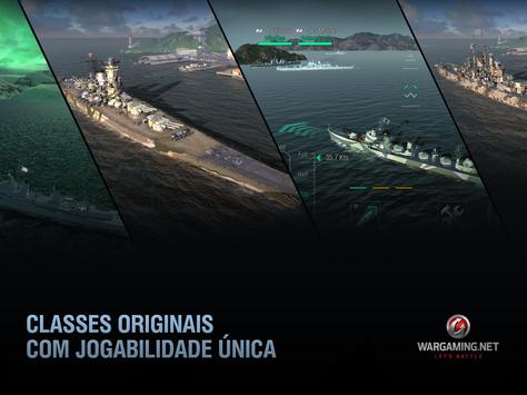 World of Warships Blitz imagem de tela 6