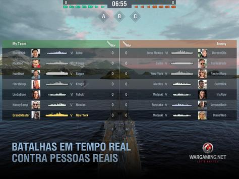 World of Warships Blitz imagem de tela 8