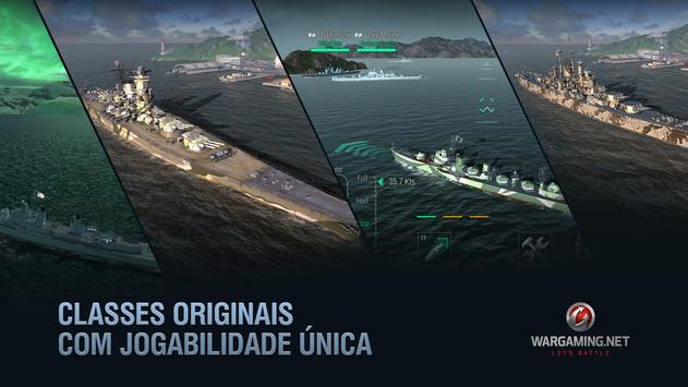 World of Warships Blitz imagem de tela 1
