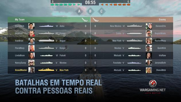 World of Warships Blitz imagem de tela 3