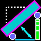 Sine Bar Setup  Compound Sine Plate Calculator icon