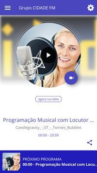 Grupo CIDADE FM poster
