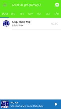 Rádio Mix Joinville screenshot 2
