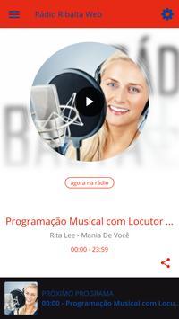 Rádio Ribalta Web poster