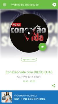 Web Rádio Sobriedade poster