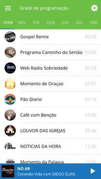 Web Rádio Sobriedade screenshot 2