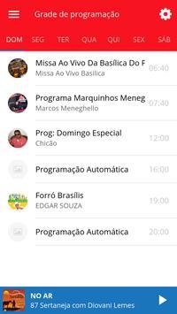 Rádio Trindade FM 87,9 Mhz screenshot 2