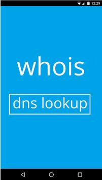 WHOIS IP BGP screenshot 1