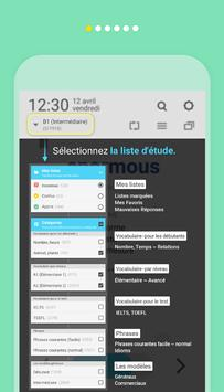 WordBit Anglais screenshot 10