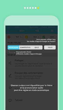 WordBit Anglais (mémorisation automatique ) screenshot 15