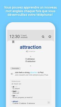 WordBit Anglais screenshot 1