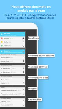WordBit Anglais screenshot 7