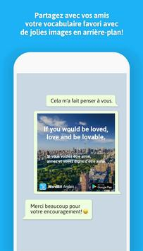 WordBit Anglais (mémorisation automatique ) screenshot 9