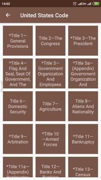All US Laws screenshot 1