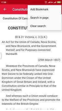 All Canadian Laws screenshot 1