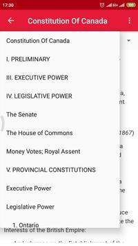 All Canadian Laws screenshot 2
