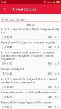 All Canadian Laws screenshot 7