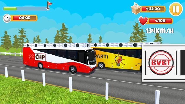 Seçim Oyunu - Partiler Yarışıyor Ekran Görüntüsü 2
