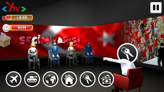 Seçim Oyunu - Partiler Yarışıyor Ekran Görüntüsü 4