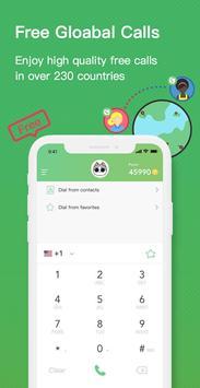 TouchCall screenshot 1