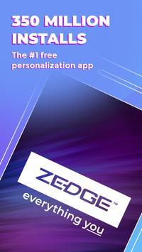 ZEDGE™ Wallpapers & Ringtones poster
