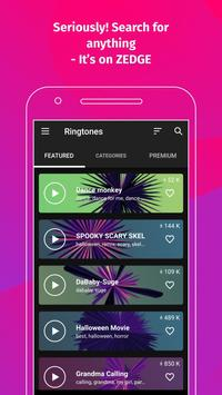 ZEDGE™ Wallpapers & Ringtones screenshot 3