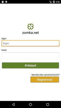 Zoznámenie zomka.net screenshot 2