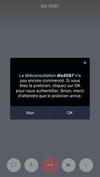 TELEDISMED - Téléconsultations DisMed screenshot 2