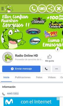 NetGuate Radio HD screenshot 3