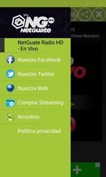 NetGuate Radio HD screenshot 2