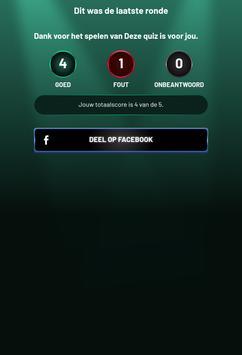 Deze quiz is voor jou screenshot 12