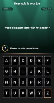 Deze quiz is voor jou screenshot 1