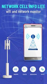 NetMonitor & Network Cell Info poster