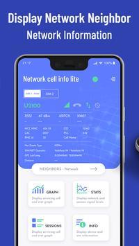 NetMonitor & Network Cell Info screenshot 1
