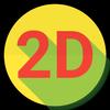 ikon Myanmar 2D 3D