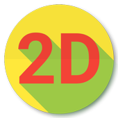 Myanmar 2D 3D アイコン