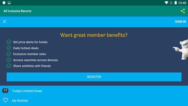 All Inclusive Resorts screenshot 12