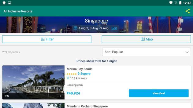 All Inclusive Resorts screenshot 17