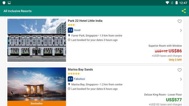 All Inclusive Resorts screenshot 19