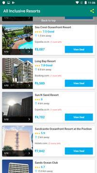 All Inclusive Resorts screenshot 7