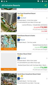 All Inclusive Resorts screenshot 4