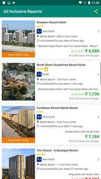 All Inclusive Resorts screenshot 5