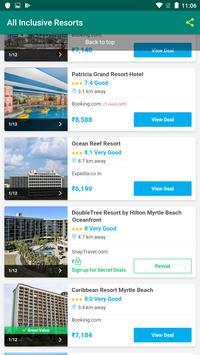 All Inclusive Resorts screenshot 6