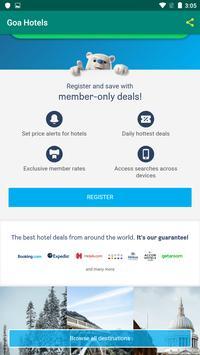 Goa Hotels screenshot 7