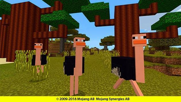 Biome Chooser Addon for minecraft screenshot 1