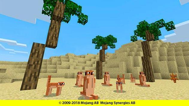 Biome Chooser Addon for minecraft screenshot 2