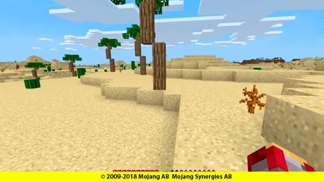 Biome Chooser Addon for minecraft screenshot 7